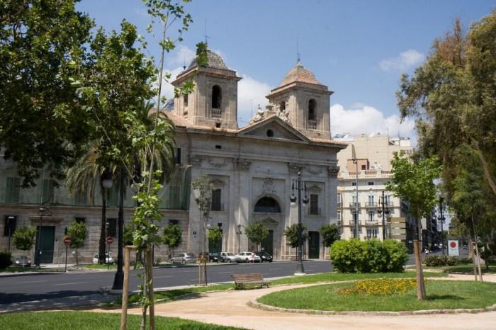 The Temple Church of Valencia