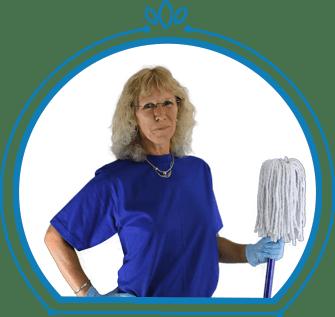 frugrundig rengøring