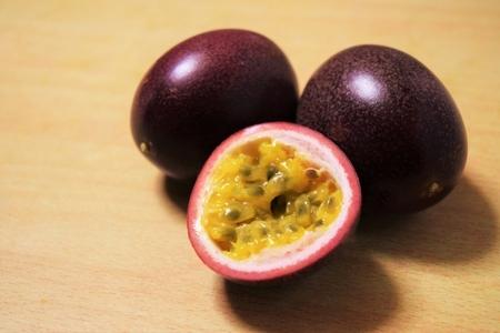 パッション フルーツ 食べ 方