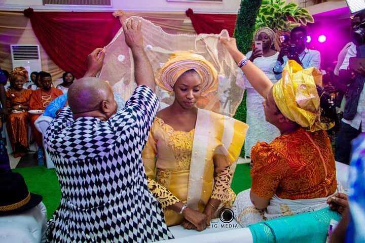 Darasimi Mike Bamiloye wedding pictures