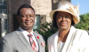 How I met my husband Interview with Gloria Bamiloye