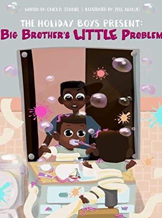The Haliday boys Big Brothers
