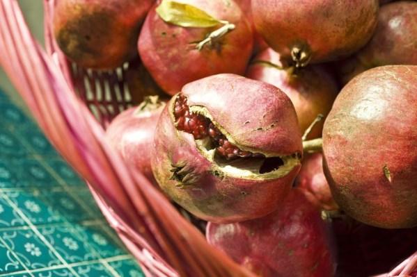 Не стоит выбирать слишком переспелые фрукты