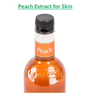 Peach Extract for Skin