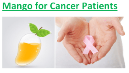 Mango for Cancer Patients