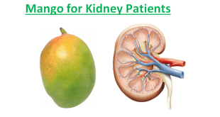 Mango for Kidney Patients