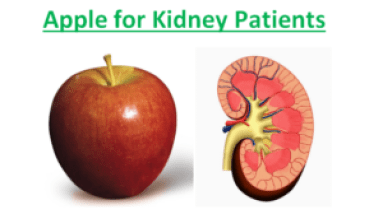 Apple for Kidney Patients