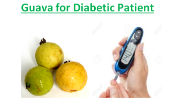 Guava for Diabetic Patient