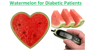 Watermelon for Diabetic Patients