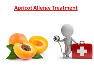 Apricot Allergy Treatment