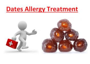 Dates Allergy Treatment