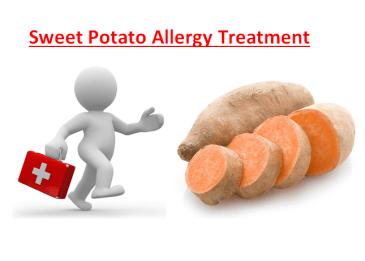 Sweet Potato Allergy Treatment