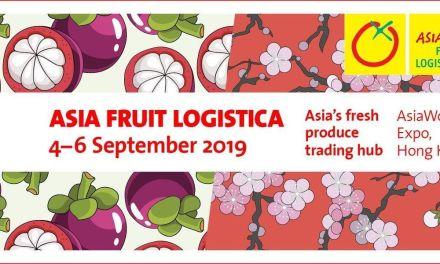 Gyorsan növekszik a kereslet a jó minőségű friss termékek iránt az ázsiai régióban – Osztályozó és szortírozó megoldások az idei ASIA FRUIT LOGISTICA-n