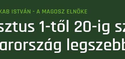 A FruitVeB partnerei közül is indultak Magyarország Legszebb Birtoka 2019. versenyén