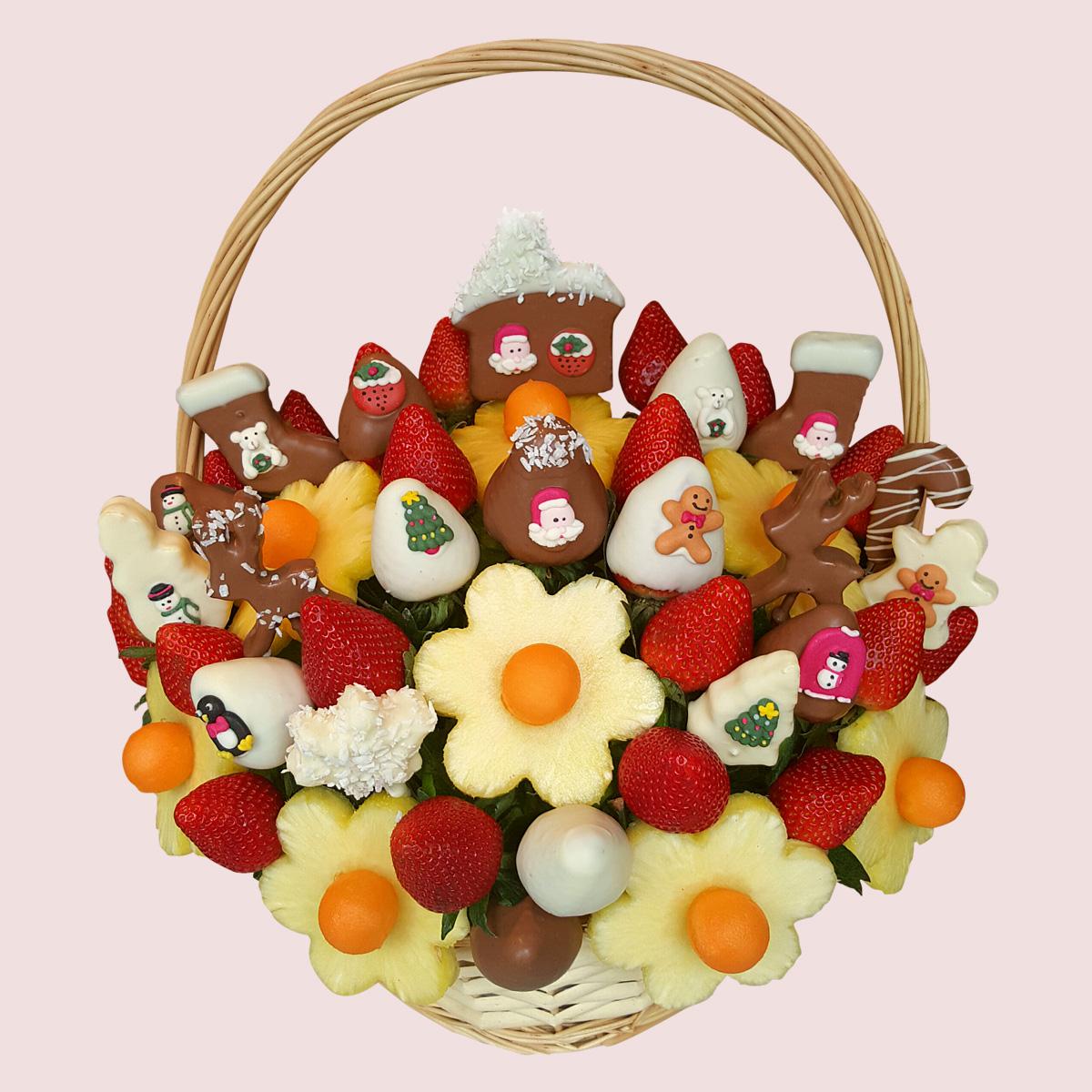 Gift Baskets Fruit Baskets Edible Bouquets Fruit Flowers