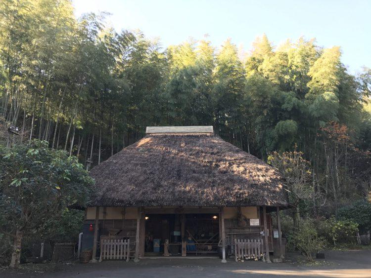 舞岡公園 小谷戸の里 納屋