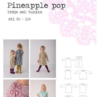 Hallonsmulda Pineapple pop fru kristof