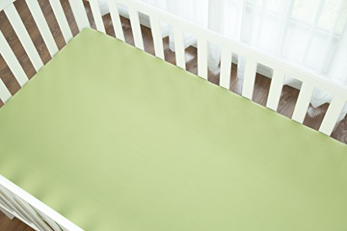 Microfiber Ed Crib Sheet With Elastic 28 X52 Silky Soft Cozy Hypoallergenic Baby Fit Standard Or Toddler Bed Mattresses