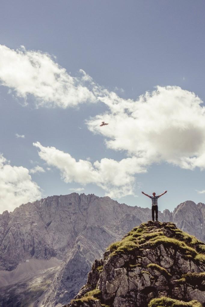 Zugspitze Tour AUG 2014-2