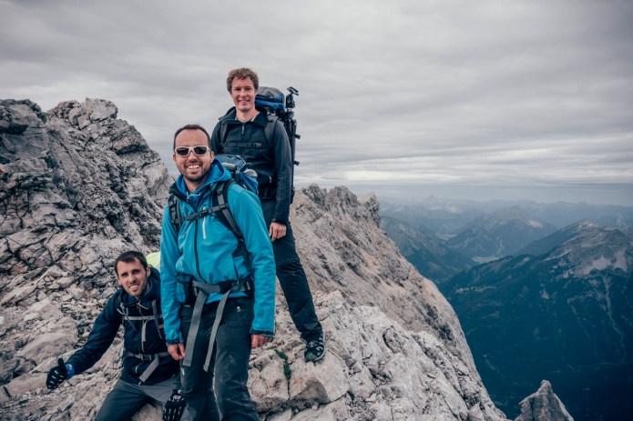 Zugspitze Tour AUG 2014-40