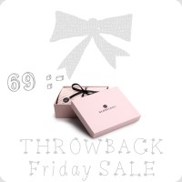 Throwback friday SALE