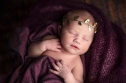 newborn girl portraits in home newborn photography pittsburgh pa
