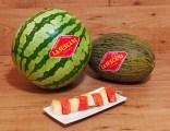 La Suecana, sandias y melones