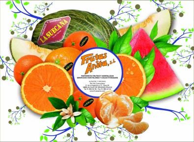 Frutas Anita S.L. Mayorista de Frutas y Hortalizas
