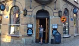Beer pub in Gothenburg