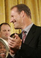 Pittsburgh Steelers head coach Bill Cowher at ...