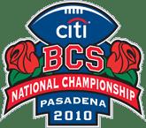 2010 BCS National Championship Game
