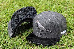 Terrorizer Crow V2 Snapback by Junkcult x RARE...