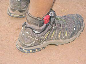"""a """"low profile"""" sole provides a grea..."""