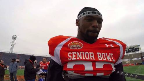 Tyvis Powell Senior Bowl