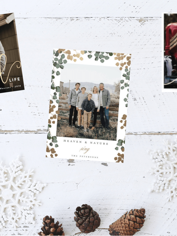 Minted Holiday Cards | Share the Love This Season