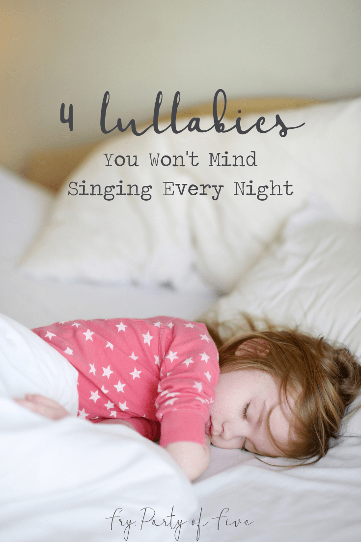 Lullabies You Won't Mind Singing Every Night