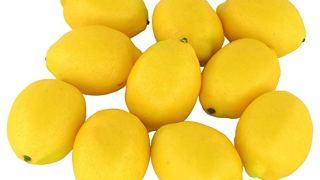 Artificial Yellow Lemon Set