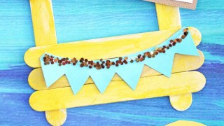 Popsicle Stick Lemonade Stand - Kid Craft