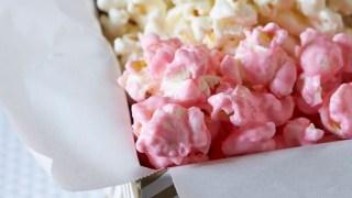 Neapolitan Popcorn