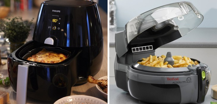 AirFryer vs. Actifry - Fry The World