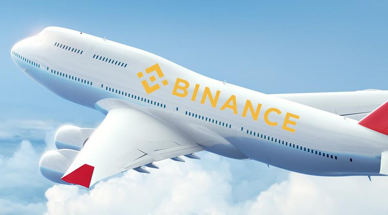 Binance and Travelbybit