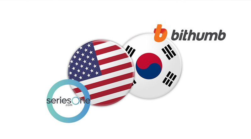 Bithumb securities tokens