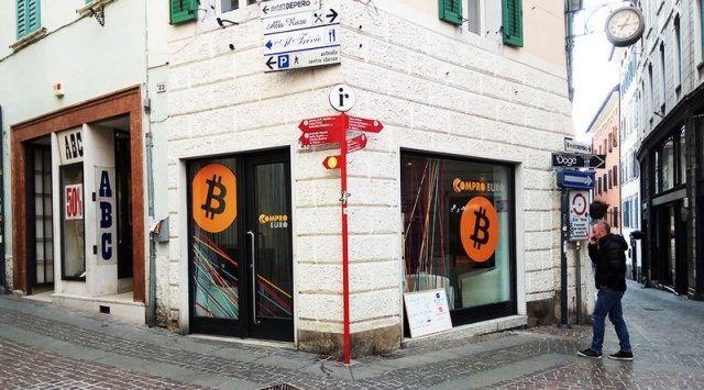 """Real Users"": In This Italian Mountain Town, Everyone Knows About Bitcoin"