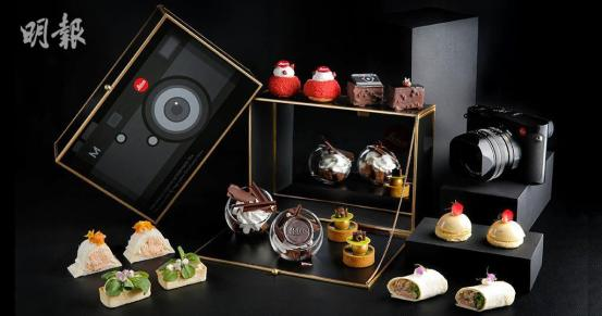 OL新娘下午茶的选择 徕卡X朗廷酒店叹息下午茶以特惠价-20210408-HOT PICK参加徕卡摄影课程
