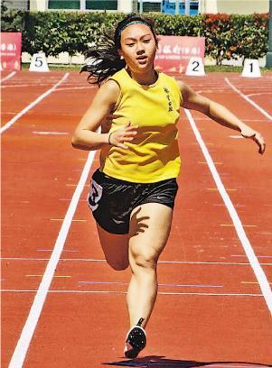 陳佩琦日本特訓 誓破學界百米紀錄 - 20180228 - 體育 - 每日明報 - 明報新聞網