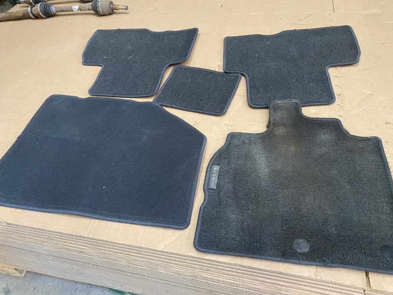 tapis de sol renault scenic 3 phase 1 diesel