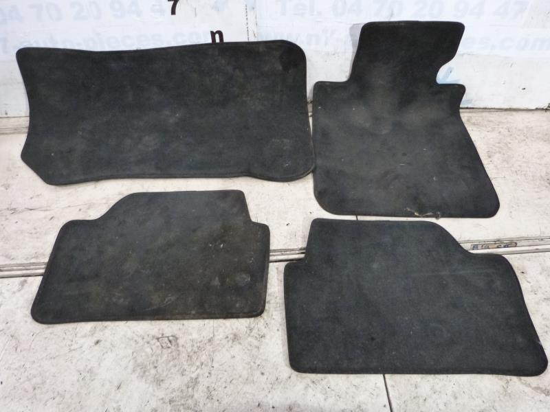 tapis de sol bmw serie 1 e87 phase 1 diesel