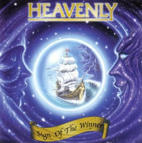Heavenly - Sign Of The Winner - 2001