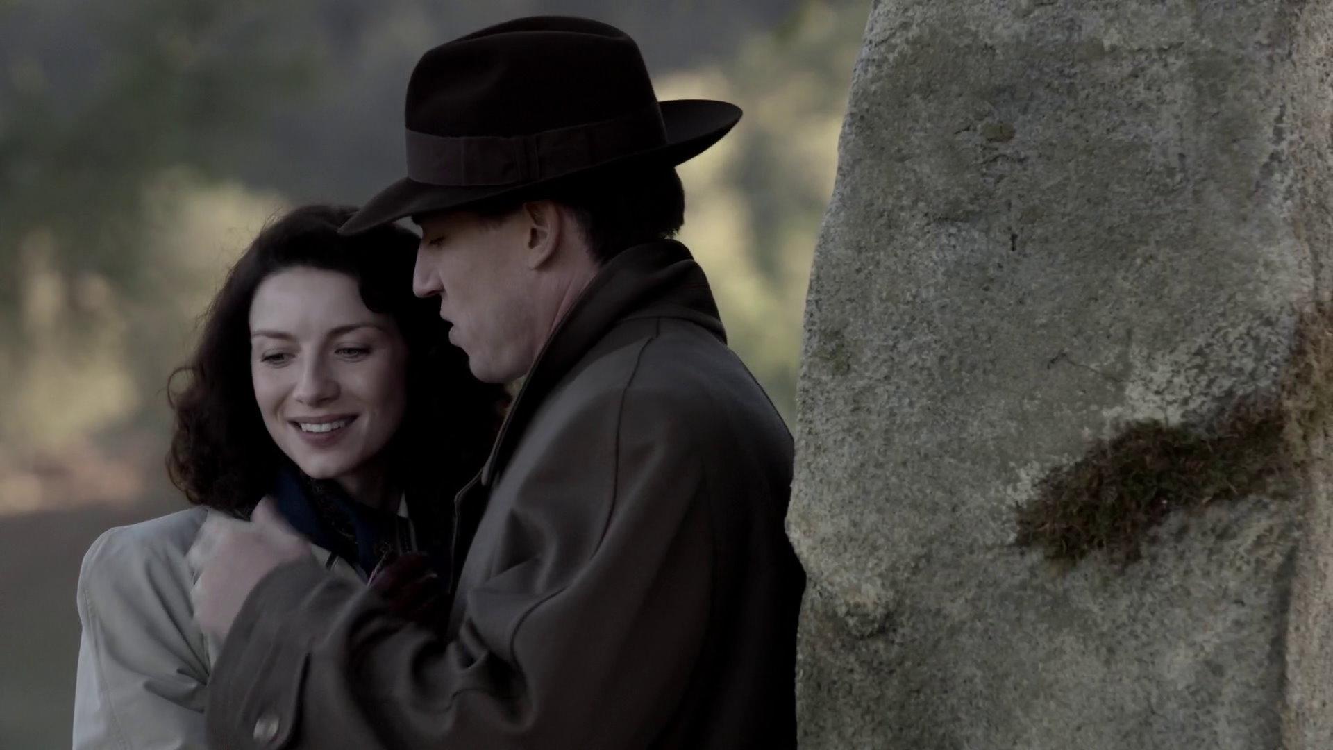 Sassenach - Claire & Frank