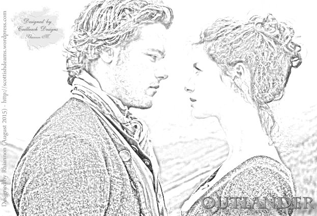Outlander - Pencil Drawing (August 2015)